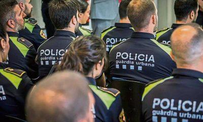 Antidisturbios Barcelona Portada